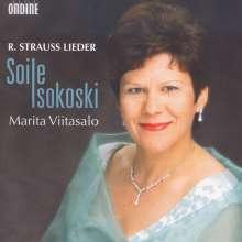 Soile Isokoski - Richard Strauss-Lieder, CD