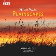 Peteris Vasks (geb. 1946): Plainscapes, CD