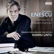 George Enescu (1881-1955): Symphonie Nr.2 op.17, CD