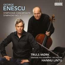 George Enescu (1881-1955): Symphonie Nr.1 op.13, CD