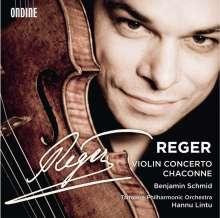 Max Reger (1873-1916): Violinkonzert op.101, CD