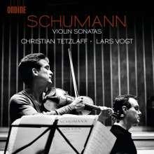 Robert Schumann (1810-1856): Sonaten für Violine & Klavier Nr.1-3, CD