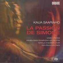 Kaija Saariaho (geb. 1952): La Passion De Simone, Super Audio CD