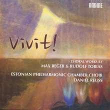 Estonian Philharmonic Chamber Choir - Vivit!, CD