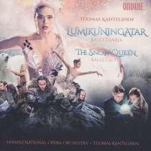 Tuomas Kantelinen (geb. 1969): The Snow Queen (Ballett-Suite), CD