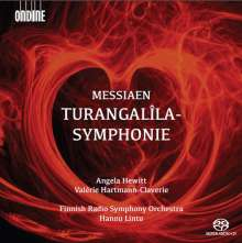 Olivier Messiaen (1908-1992): Turangalila-Symphonie, SACD