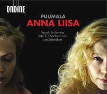 Veli-Matti Puumala (geb. 1965): Anna Liisa, 2 CDs