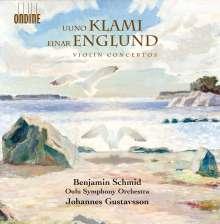 Einar Englund (1916-1999): Violinkonzert, CD
