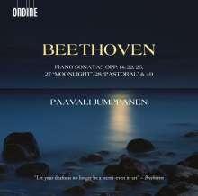 Ludwig van Beethoven (1770-1827): Klaviersonaten Nr.9-15,19,20, 2 CDs