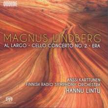 Magnus Lindberg (geb. 1958): Cellokonzert Nr. 2, Super Audio CD