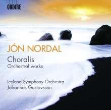 Jon Nordal (geb. 1926): Orchesterwerke, CD
