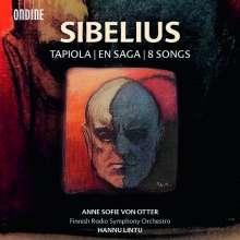 Jean Sibelius (1865-1957): Lieder, SACD