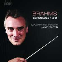 Johannes Brahms (1833-1897): Serenaden Nr.1 & 2, CD