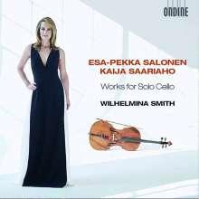 Esa-Pekka Salonen (geb. 1953): Werke für Cello solo, CD