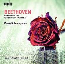 Ludwig van Beethoven (1770-1827): Klaviersonaten Nr.4,8,30-32, 2 CDs