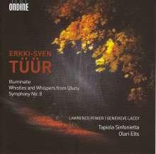 Erkki-Sven Tüür (geb. 1959): Symphonie Nr.8, CD