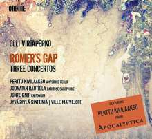 Olli Virtaperko (geb. 1973): Ambrosian Delight für Knifonium & Sinfonietta, CD
