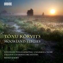 Tonu Korvits (geb. 1969): Moorland Elegies, CD