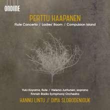 Perttu Haapanen (geb. 1972): Flötenkonzert, CD