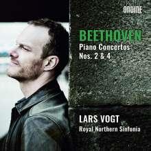 Ludwig van Beethoven (1770-1827): Klavierkonzerte Nr.2 & 4, CD
