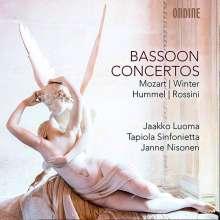 Jaakko Luoma - Fagottkonzerte, CD