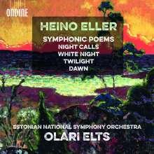 Heino Eller (1887-1970): Symphonische Dichtungen, CD