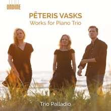 Peteris Vasks (geb. 1946): Werke für Klaviertrio, CD