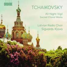 "Peter Iljitsch Tschaikowsky (1840-1893): Vesper ""All-Night Vigil"" op.52, CD"