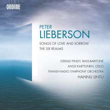 Peter Lieberson (1946-2011): Songs of Love and Sorrow, CD