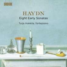 Joseph Haydn (1732-1809): Klaviersonaten H16 Nr.6,12,13,19,20,44,46,47, 2 CDs