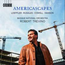 Americascapes, CD