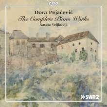 Dora Pejacevic (1885-1923): Sämtliche Klavierwerke, 2 CDs