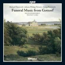 Georg Österreich (1664-1735): Trauermusik für Schloss Gottorf - Abschied und Ewigkeit, CD