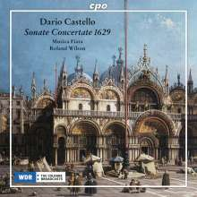 Dario Castello (1600-1658): Sonate concertate in stile moderno 1629, CD