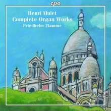 Henri Mulet (1878-1967): Sämtliche Orgelwerke, 2 Super Audio CDs