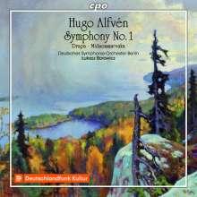Hugo Alfven (1872-1960): Symphonie Nr.1 f-moll op.7, CD