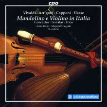 Mandolino e Violino in Italia, CD