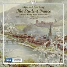 Sigmund Romberg (1887-1951): The Student Prince, 2 CDs