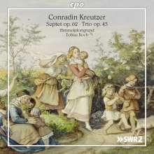 Conradin Kreutzer (1780-1849): Septett Es-dur op.62, CD