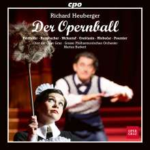 Richard Heuberger (1850-1914): Der Opernball, 2 CDs