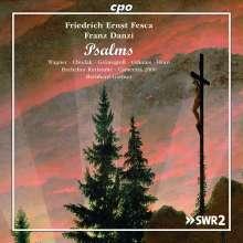 Friedrich Ernst Fesca (1789-1826): Psalmen, CD