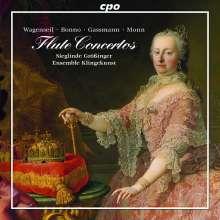 Flötenkonzerte aus Wien, CD