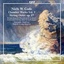 Niels Wilhelm Gade (1817-1890): Kammermusik Vol.3, CD