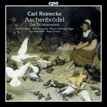 Carl Heinrich Reinecke (1824-1910): Aschenbrödel op.150 (Märchen-Dichtung nach Heinrich Carsten), CD