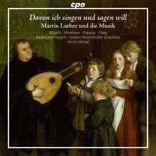 Martin Luther und die Musik, CD