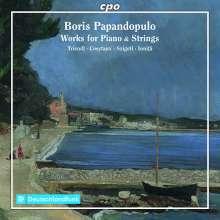 Boris Papandopulo (1906-1991): Kammermusik für Streicher & Klavier, CD