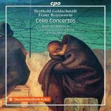 Berthold Goldschmidt (1903-1996): Cellokonzert, CD