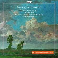 Georg Schumann (1866-1952): Symphonie f-moll op. 42, CD