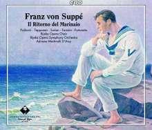Franz von Suppe (1819-1895): Il Ritorno del Marinaio, 2 CDs
