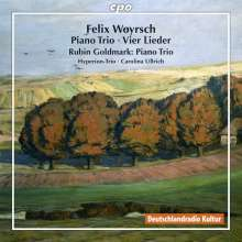 Rubin Goldmark (1872-1936): Klaviertrio op.1, CD